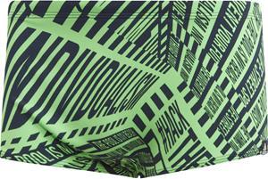 adidas Pro AOP Miehet uimahousut , vihreä/musta