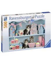 Ravensburger Kittens & Cupcakes 500p Palapeli