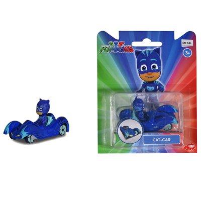 Pyjamashjältarna Kattpojken figur med Cat-Car