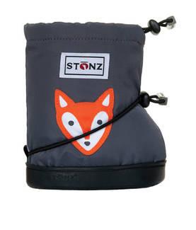 Stonz Booties Fox Grey Plus Töppöset XL