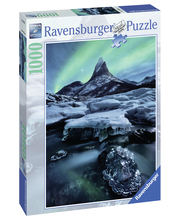 Ravensburger Stetind Pohjois-Norja 1000p Palapeli