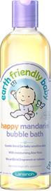 Earth Friendly Baby kylpyvaahto 300ml Mandariini