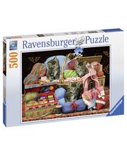 Ravensburger Knitter's Delight 500p Palapeli