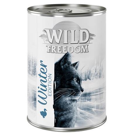 Limited Edition: Wild Freedom Winter Edition, ankka & kana - 6 x 400 g