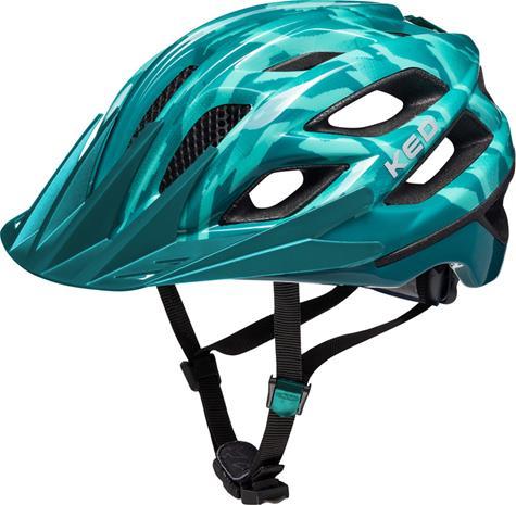 KED Companion Pyöräilykypärä , vihreä