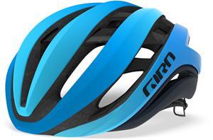Giro Aether MIPS Pyöräilykypärä , sininen