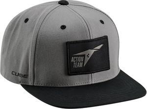 Cube X Action Team Päähine , harmaa/musta