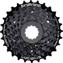 Shimano CS-HG200 takapakka 7-vaihteinen 12/14/16/18/21/26/32 hammasta , musta