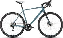 Cube Nuroad Race cyclocross-pyörä , sininen