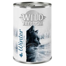 Limited Edition: Wild Freedom Winter Edition, ankka & kana - 24 x 400 g