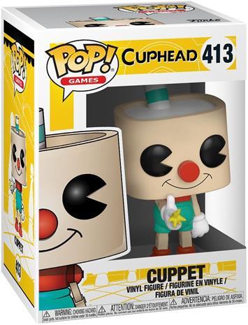 Cuphead Cuppet Vinyl Figure 413 (figuuri) Keräilyfiguuri Standard