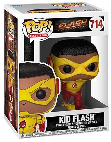 The Flash Kid Flash Vinyl Figure 714 (figuuri) Keräilyfiguuri Standard