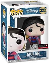 Mulan Mulan (Diamond Collection- Glitter) - Vinyl Figure 323 (figuuri) Keräilyfiguuri Standard