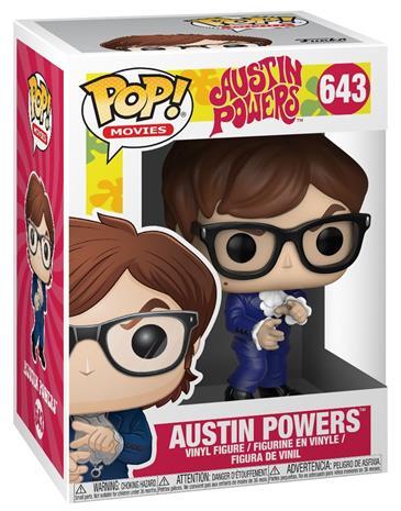 Austin Powers Austin Powers Vinyl Figure 643 (figuuri) Keräilyfiguuri Standard