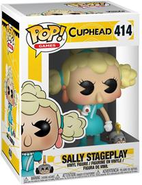 Cuphead Sally Stageplay Vinyl Figure 414 (figuuri) Keräilyfiguuri Standard
