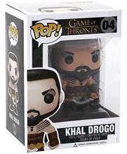 Game Of Thrones Khal Drogo Vinyl Figure 04 (figuuri) Keräilyfiguuri Standard