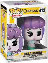 Cuphead Cala Maria Vinyl Figure 412 (figuuri) Keräilyfiguuri Standard