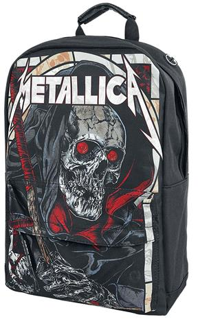 Metallica Death Reaper Selkäreppu musta