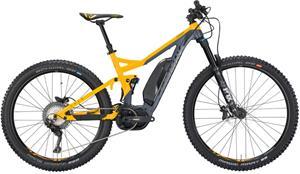 Conway eWME 427 MX Sähköpyörä, Ni-MH , harmaa/oranssi