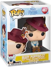 Maija Poppanen Mary Poppins with Bag Vinyl Figure 467 (figuuri) Keräilyfiguuri Standard