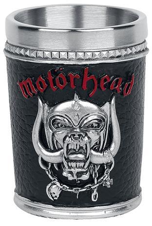 Motörhead Schnapsglas Snapsilasi monivärinen