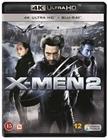 X-Men 2 (4k UHD + Blu-Ray), elokuva