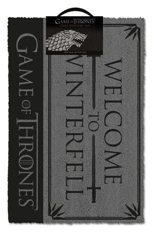 Game of Thrones - Welcome to Winterfell, ovimatto