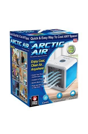 Tvins Arctic Air, ilmanjäähdytin