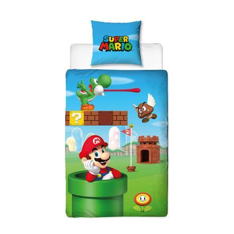 Nintendo Super Mario, pussilakanasetti