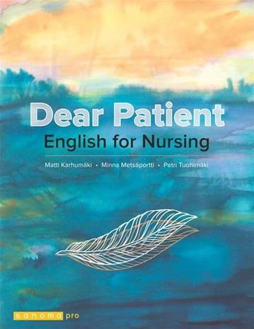 Dear Patient, kirja