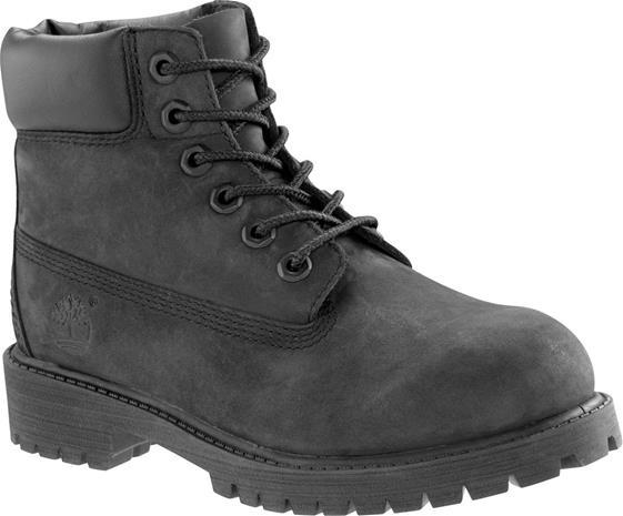 Timberland 6IN Premium Kengät, Black 22