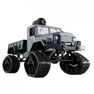 FAYEE M35-A2 1:16 4WD RC-auto HD-kameralla, harjallinen - Khaki