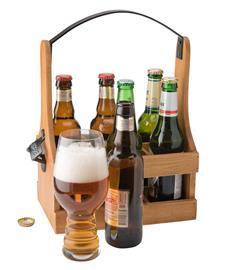 Bottleback 6 pulloa kahvoja ja avaajaa, BarAndWineTools