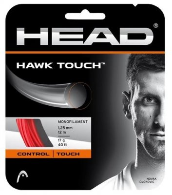 HEAD Hawk Touch Red 1 set 1.25mm