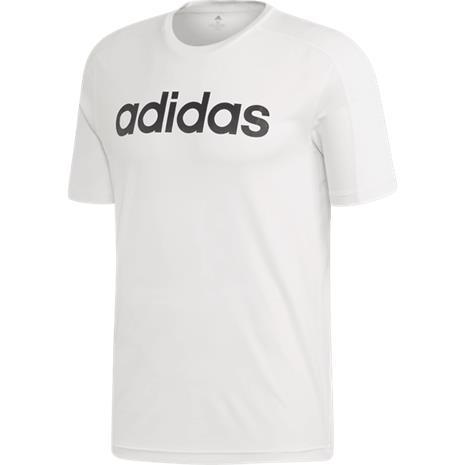 Adidas M D2M COOL LOGO T WHITE