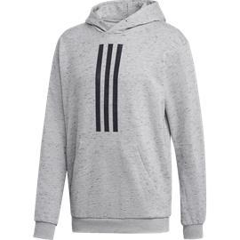 Adidas M ID FAT TERRY HD GREY HEATHER