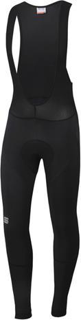 Sportful Fiandre NoRain Pro Miehet Bib-pyöräilyhousut , musta