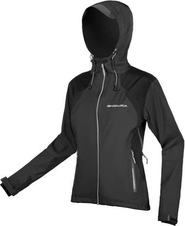Endura MT500 II Naiset takki , musta