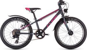 Cube Access 200 Allroad Lapset lasten polkupyörä , harmaa