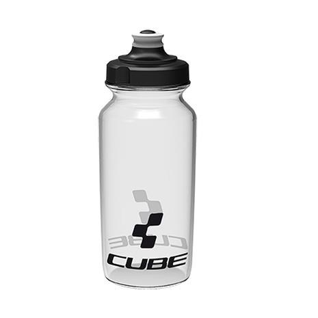 Cube Icon juomapullo 500ml , läpinäkyvä