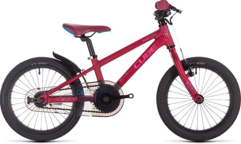 Cube Cubie 160 Lapset lasten polkupyörä , punainen