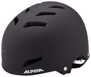 Alpina Park Jr. Lapset Pyöräilykypärä , musta