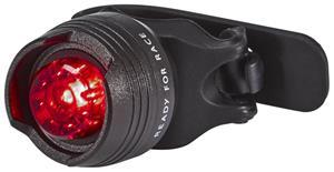 Cube RFR Diamond HQP ajovalo red LED , musta