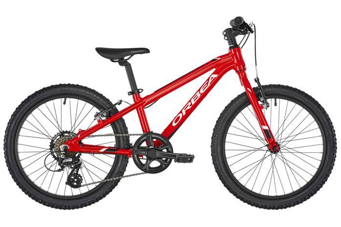 """ORBEA MX Dirt Lapset lasten polkupyörä 20"""""""" , punainen"""