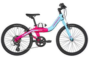 ORBEA Grow 2 7V Lapset lasten polkupyörä , vaaleanpunainen/sininen