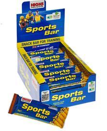 High5 SportBar Urheiluravinto Caramel 25 x 55g