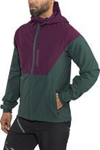 ION Shelter Miehet takki , vihreä/violetti