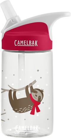 CamelBak Eddy Holiday LTD juomapullo 400ml , valkoinen