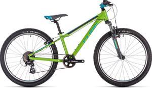 Cube Acid 240 Lapset lasten polkupyörä , vihreä