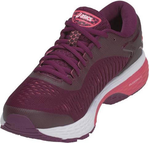 asics Gel-Kayano 25 Naiset Juoksukengät , vaaleanpunainen/violetti